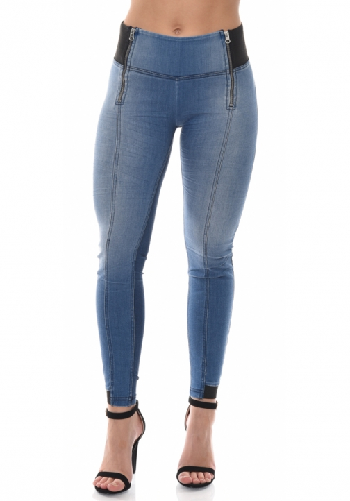 WR.UP® Denim Shaping Effect - Limited - High Waist